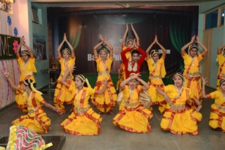 Baluni Public School-Bharatha Natyam