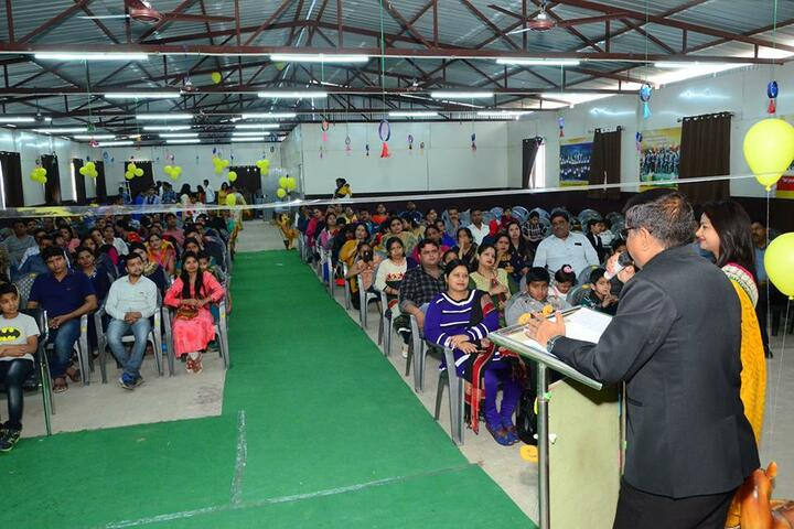 Baluni Public School-Orientation