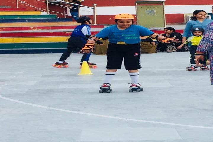 Baluni Public School-Skating