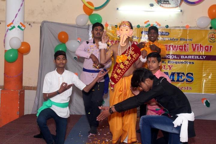 Basu Baral saraswathi vihar-ganesh chathurdhi celebrations