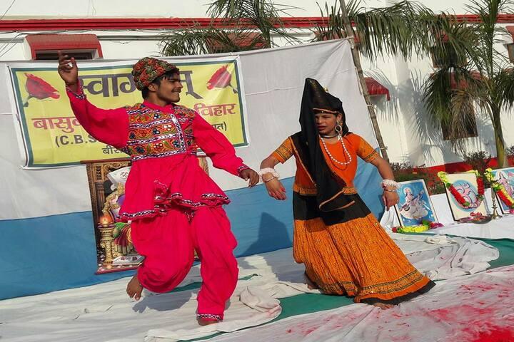 Basubaral Saraswati Vihar Senior Secondary School-Events