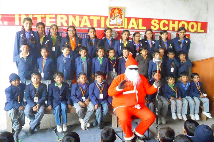BBR International School- Christmas Celebrations