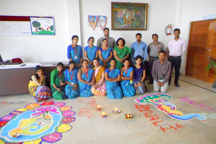 BBR International School-Diwali Celebrations