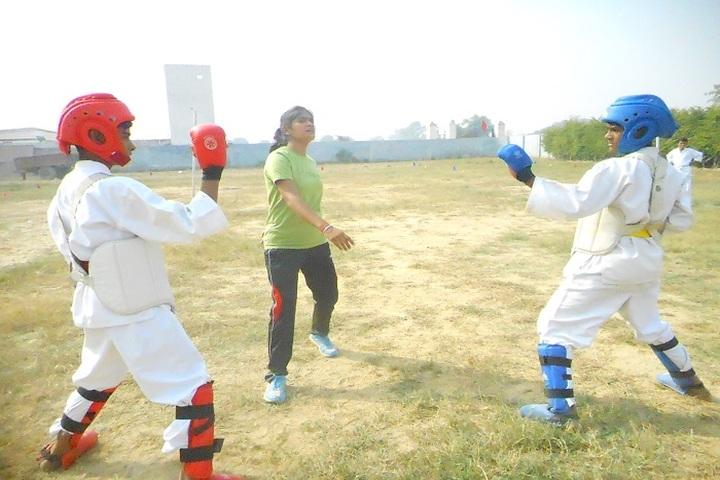 BBR International School- Sports