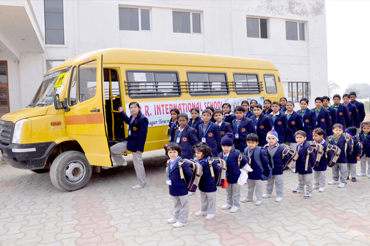 BBR International School-Transportation