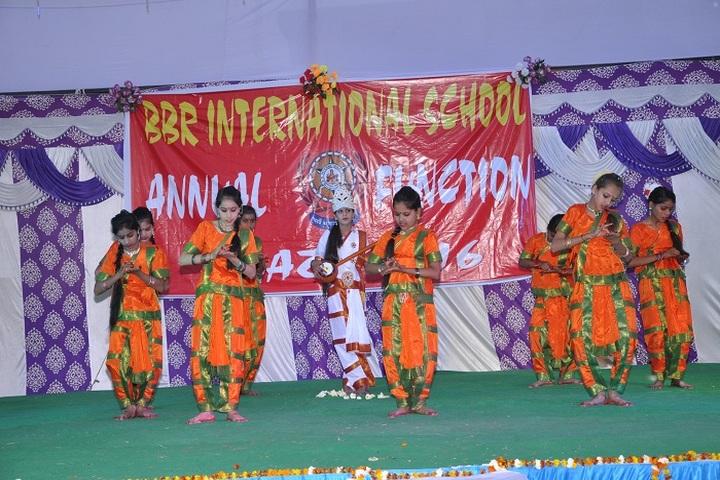 BBR International School- Annual Celebrations