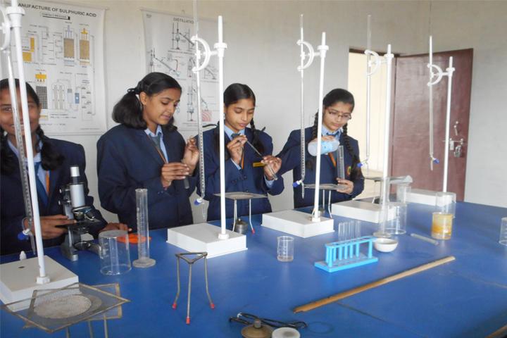 BBR International School- Lab