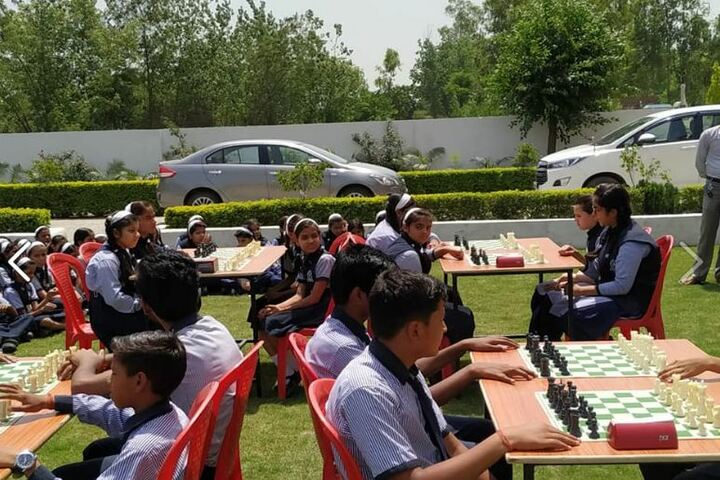 BDM Public School-Chess Competition