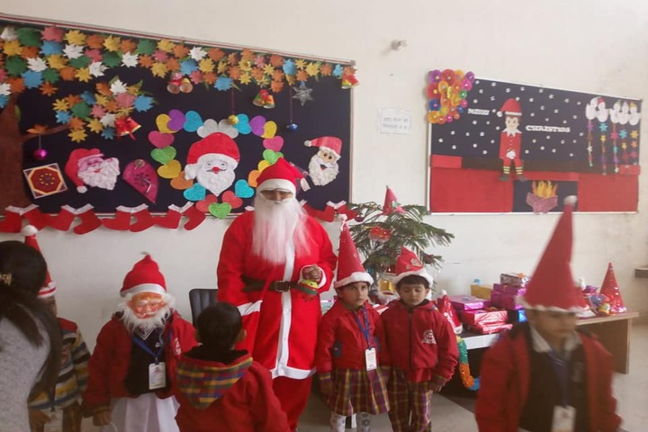 BDM Public School-Christmas Celebrations