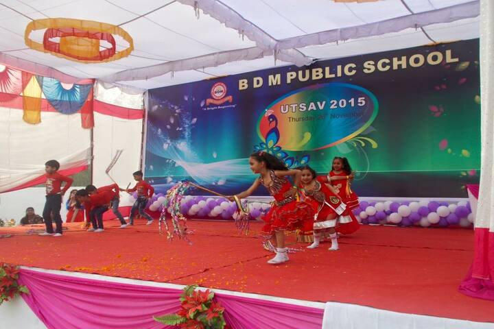 BDM Public School-Events
