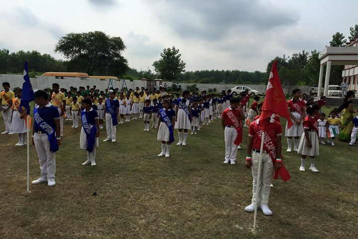 BDM Public School-Investiture Ceremony