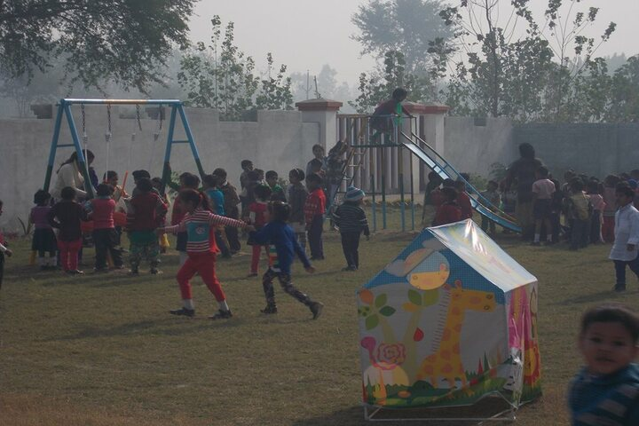 BDM Public School-Kids Play Park