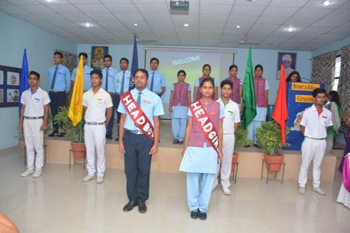 BDS International School- Investiture ceremoney