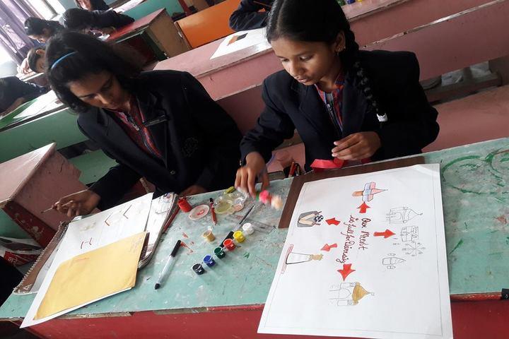 BDS International School- Activities