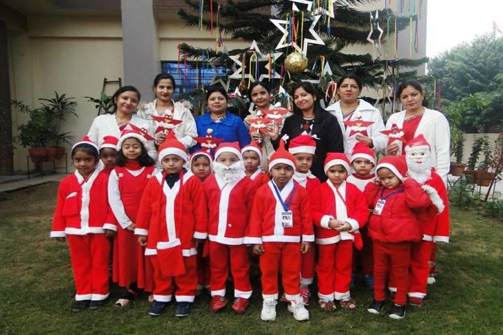BDS International School- Christmas Celebrations