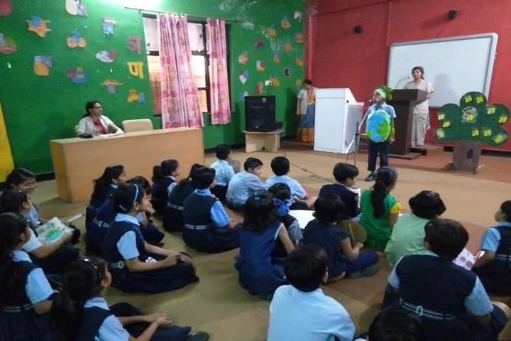 BDS International School- Earth Day