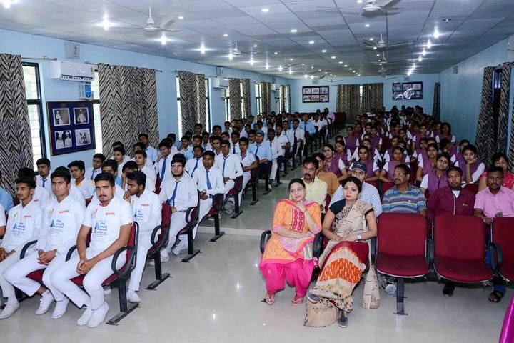 BDS International School- Seminar