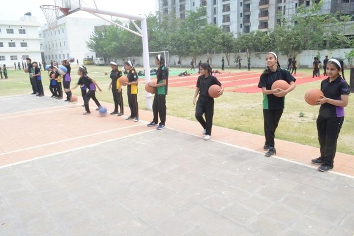 Bedi International  School-Sports day