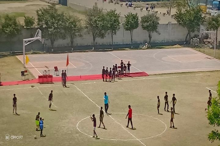 Bedi International School-Playground