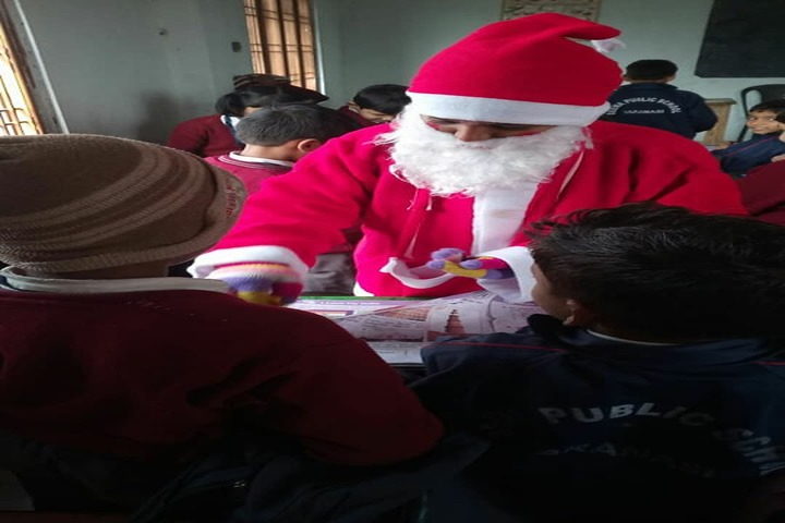 Beena Public School-Christmas Celebrations