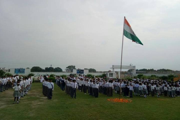 Beena Public School-Independence Day Celebrations