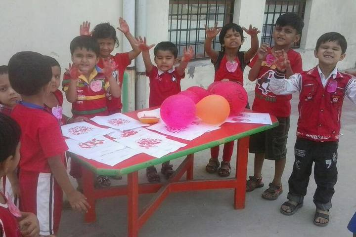 Benison School-Activity