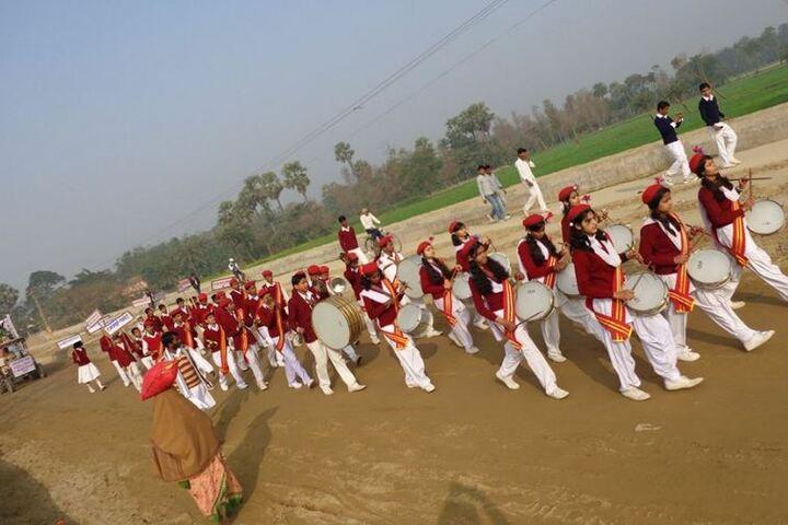 Saraswati Shishu Mandir-March Past