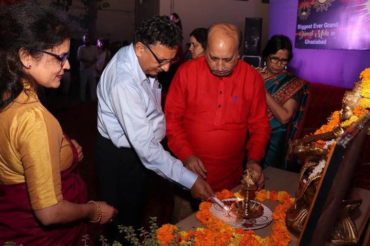 Bhagirath Public School-Deepotsav Celebration