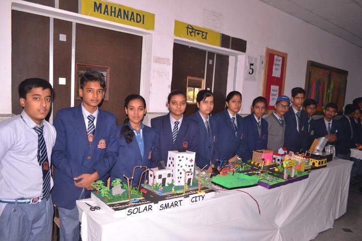 Bhagirath Public School-Exhibition