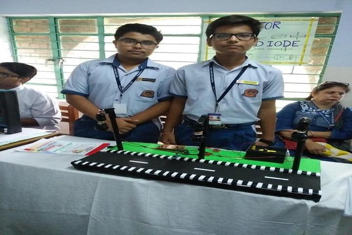 Bhagirath Public School-Innovative Project Exbhition