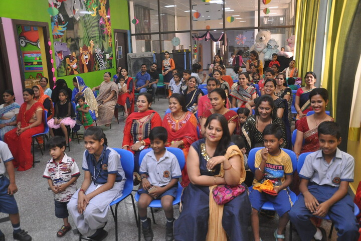 Bhagirath Public School-Mothers day
