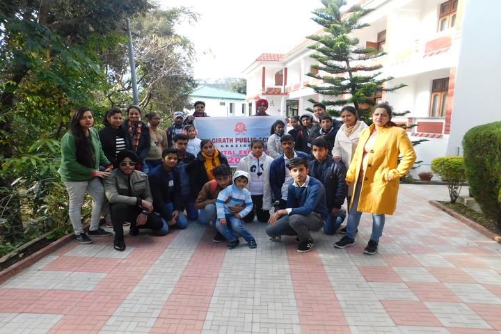 Bhagirath Public School-Excursion