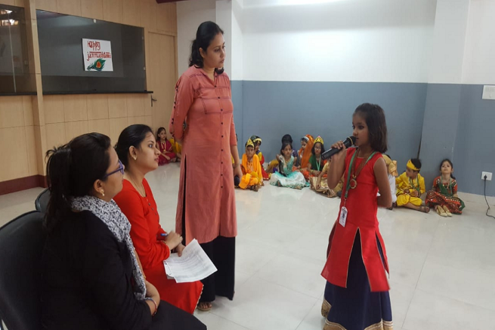 Bharat Ram Global School-Fancy Dress Competition