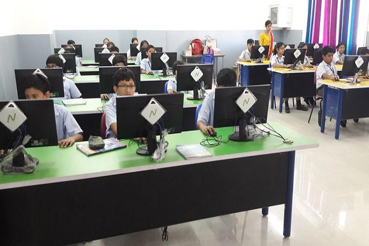 Bharat Ram Global School-Computer Lab