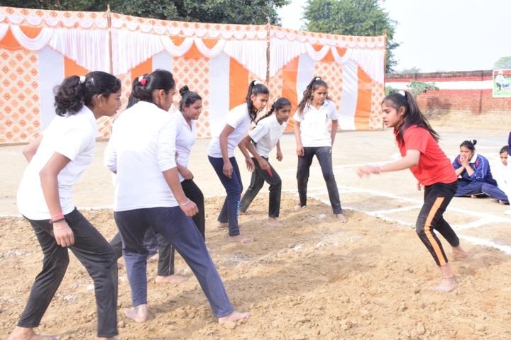 Bharat Vikas Parishad Kanya Ucha Madhyamik Vidyalaya-Sports Day Celebrations