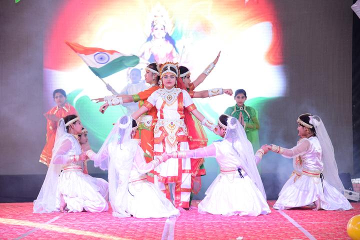 Bharat Vikas Parishad Kanya Ucha Madhyamik Vidyalaya-Independence Day Celebrations