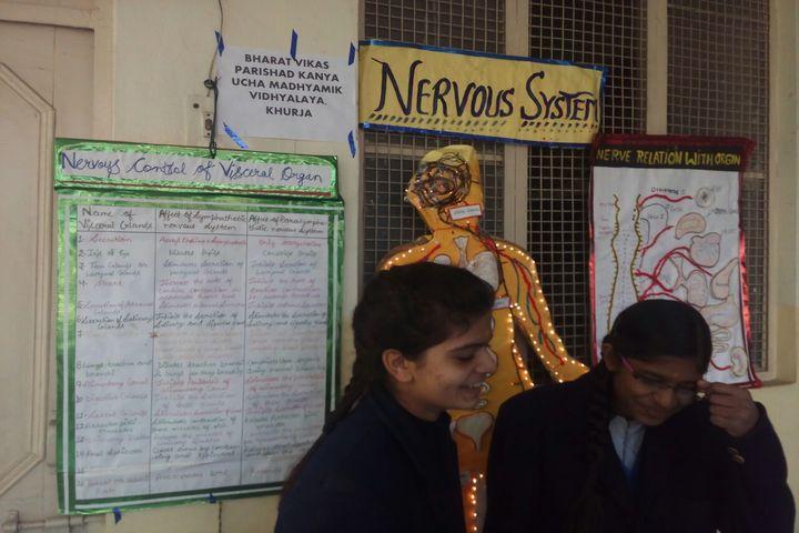 Bharat Vikas Parishad Kanya Ucha Madhyamik Vidyalaya-Science Activity