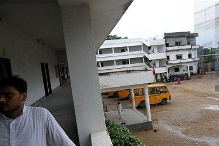 Saraswati Shishu Mandir-Campus