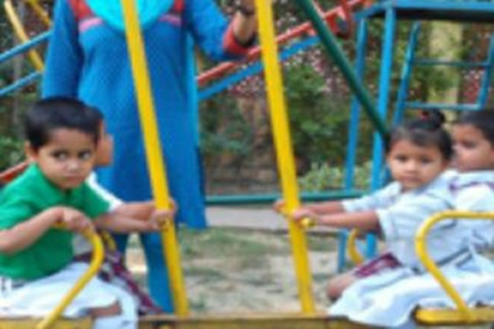 Bhartiya Vidyapeeth Bal Bharti-Indergarden