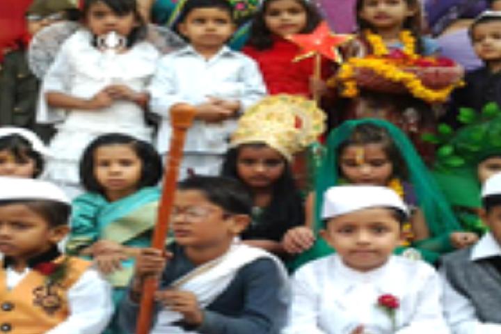 Bhartiya Vidyapeeth Senior Secondary School-Fancy Dress Competition