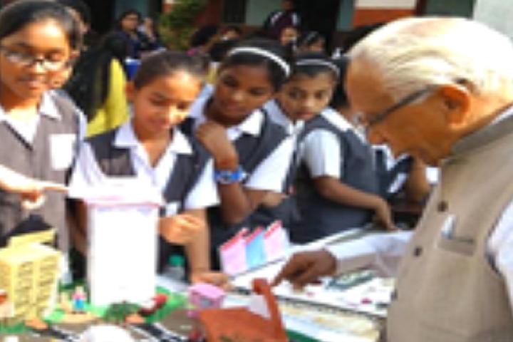 Bhartiya Vidyapeeth Senior Secondary School-Science Exhibition