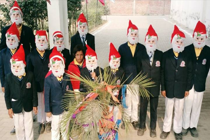 Bhashkar International School-Christmas Day Celebration