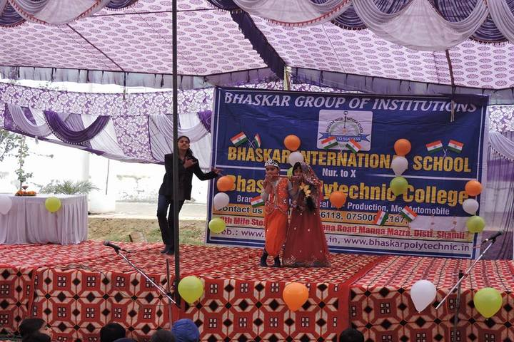 Bhashkar International School-Dance