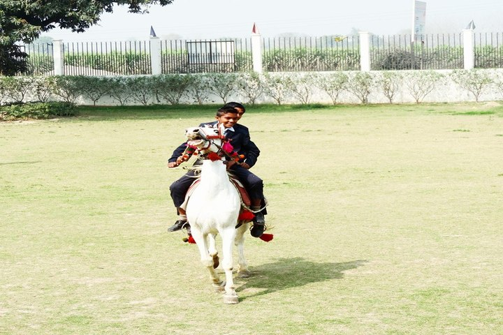 Bhashkar International School-Horse Riding