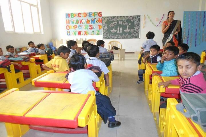 Bhashkar International School-Kindergarden Classroom View