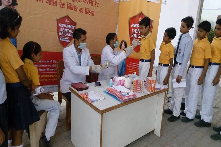 Bhashkar International School-Medical Checkup