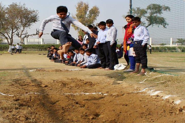 Bhashkar International School-Sports