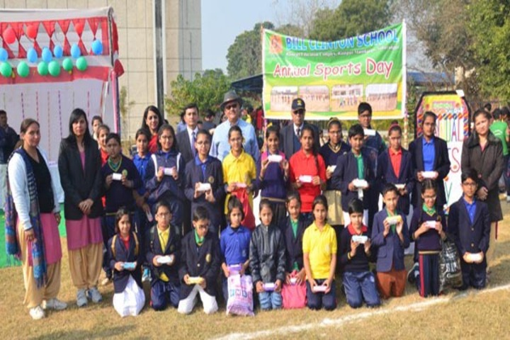 Bill Clinton school-Annual sports day celebrations