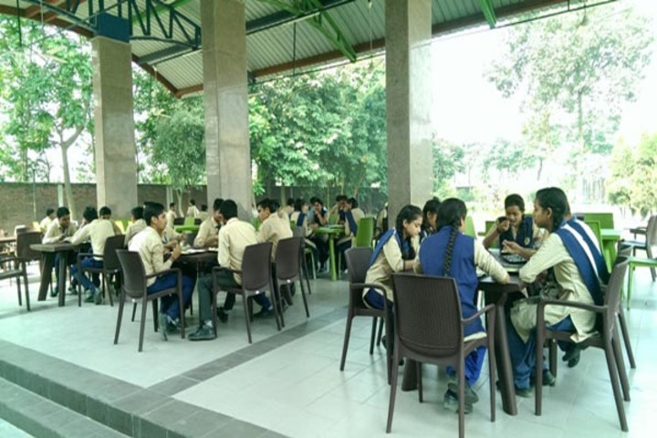 Bill Clinton School- Canteen