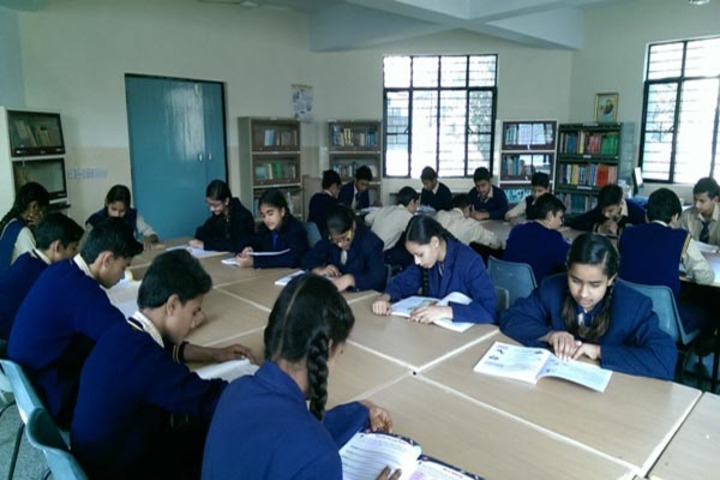 Bill Clinton School- Library